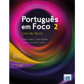 Português em Foco 2: Livro do Aluno - QECR Nível B1