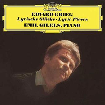 Grieg: Lyric Pieces - LP 12''
