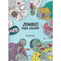 Zombies Para Colorir