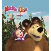 Masha e o Urso: Como Tudo Começou