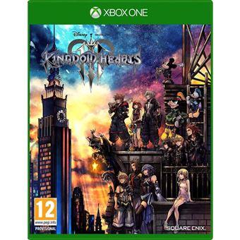 Kingdom Hearts 3 - Xbox One