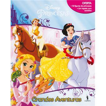 Princesas - Grandes Aventuras