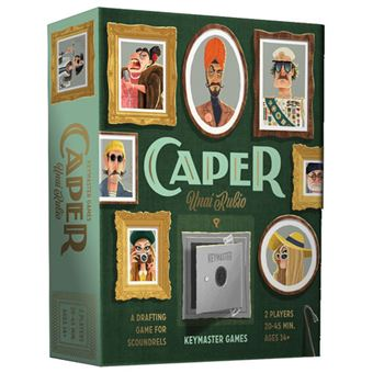 Caper - Jumbo