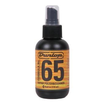 Líquido Formula No. 65 Guitar Polish & Cleaner Dunlop 654