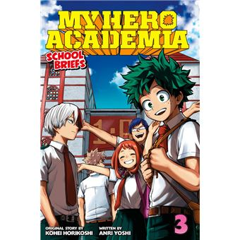 My Hero Academia: School Briefs, Vol. 3