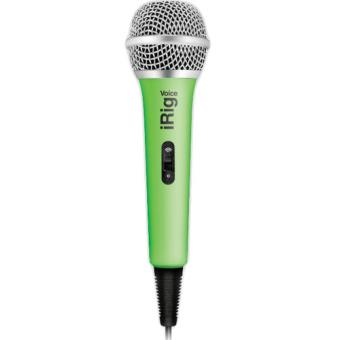 IK Multimedia Microfone iRig Voice Green