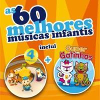 As 60 Melhores Músicas Infantis (3CD)