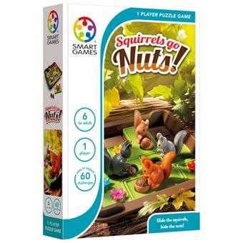 Squirrels Go Nuts - Smart Games