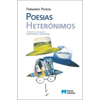 Poesias - Heterónimos