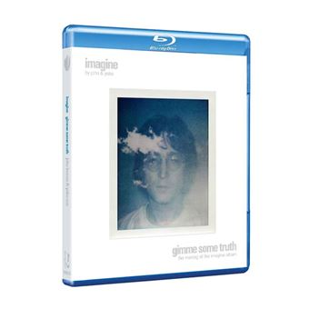 Imagine and Gimme Some Truth - Blu-ray