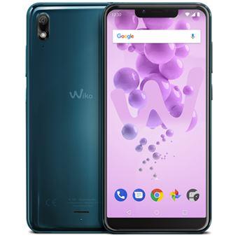 Smartphone Wiko View 2 GO - 16GB - Turquesa