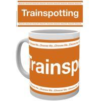 Trainspotting - Caneca Logo