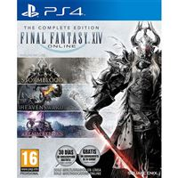 Final Fantasy XIV - The Ccomplete Edition - PS4