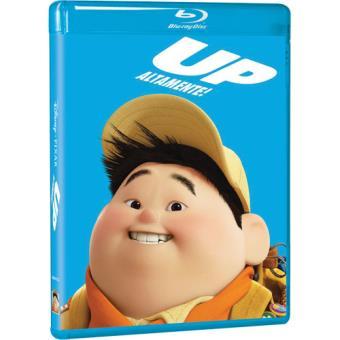 Up: Altamente! - Edição Clássicos Disney - Blu-ray