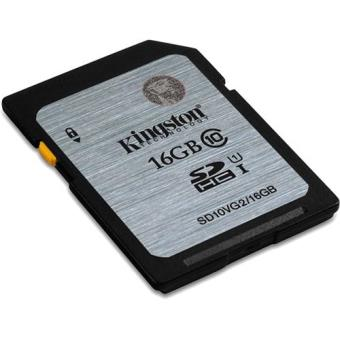 Kingston Cartão SDHC 16GB 45/10MB