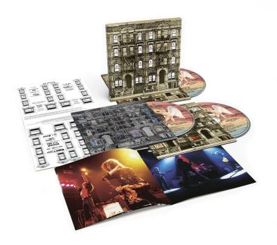 Led Zeppelin - Physical Grafitti