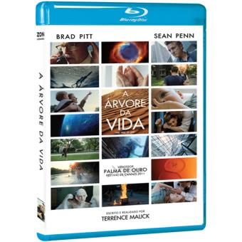 A Árvore da Vida (Blu-ray)