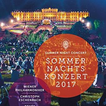 Sommernachtskonzert 2017 / Summer Night Concert 2017 (DVD)