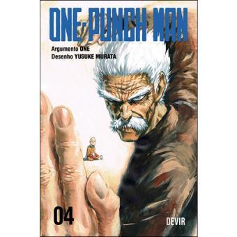 One-Punch Man - Livro 4