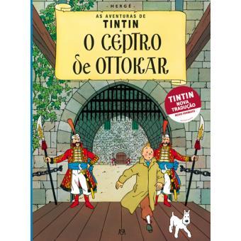 TintinO Ceptro de Ottokar