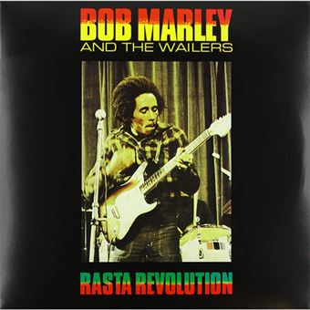 Rasta Revolution - LP
