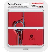 New Nintendo 3DS - Capa Decorativa Xenoblade Chronicles