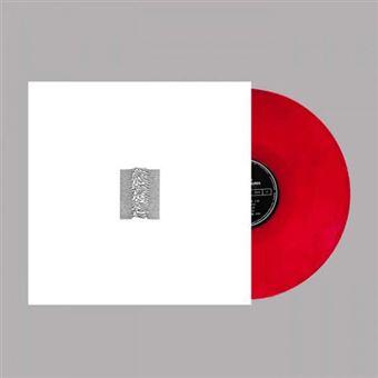 Unknown Pleasures - 40th Anniversary Edition - LP Ruby Vinil