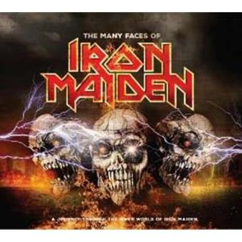 The Many Faces Of Iron Maiden (3CD)