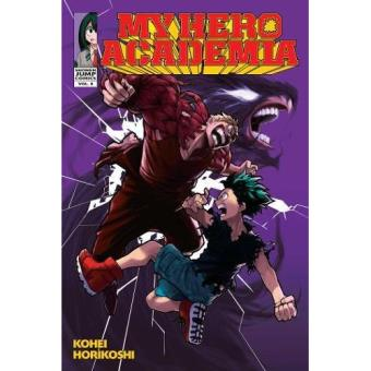 My Hero Academia - Book 9