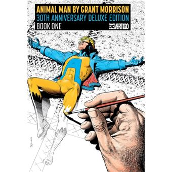 Animal man by grant morrison book o