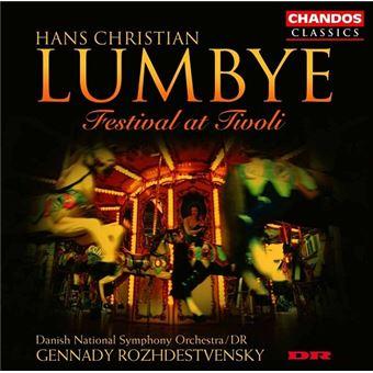 Festival in Tivoli - CD