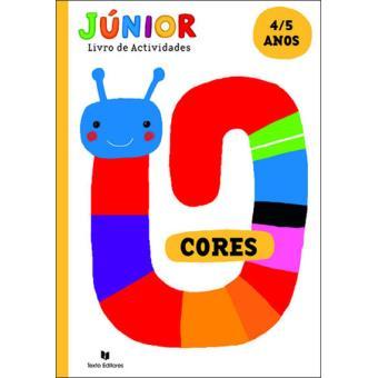 Júnior - Cores 4/5 Anos