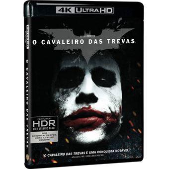 O Cavaleiro das Trevas - 4K Ultra HD