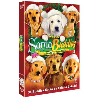 Santa Buddies! A Lenda do Patas Natal