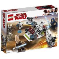 LEGO Star Wars 75206 Pack de Combate Jedi e Clone Troopers