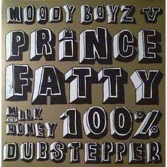 "Milk & Honey - 100& Dubstep (LP 7"")"