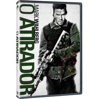 O Atirador - DVD