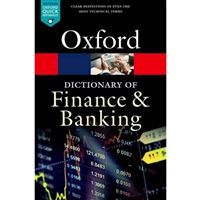 Dictionary of finance and banking