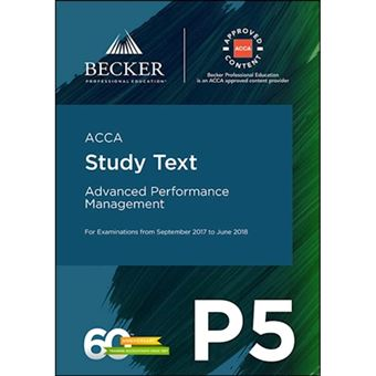 Acca approved - p5 advanced perform