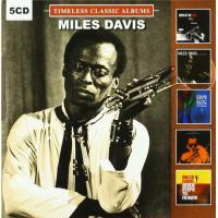 Timeless Classic Albums: Miles Davis Vol 2 - 5CD