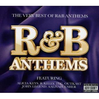 R&B Anthems (3CD)