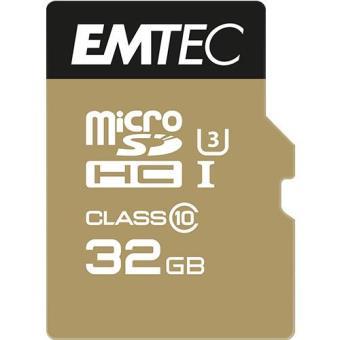 Emtec Cartão MicroSDHC Classe 10 Speedin 95MB/s - 32GB