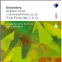 Daniel Barenboim plays & conducts Schoenberg