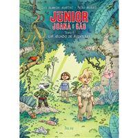 Júnior, Joana e Gão - Livro 1: Um Mundo de Aventuras
