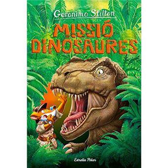 Viatge en el temps 11 missio dinosa