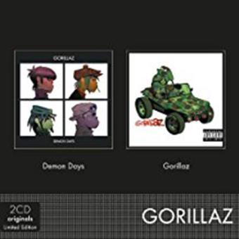 Demon Days/ Gorillaz  (2CD)