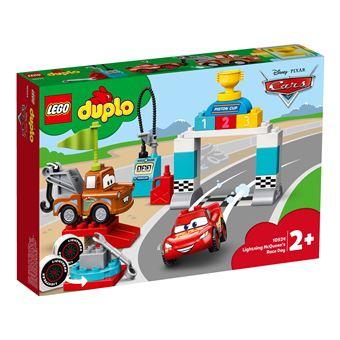 LEGO Duplo 10924 Dia Da Corrida Faísca Mcqueen