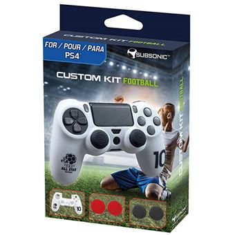 Kit Silicone Futebol Subsonic - PS4