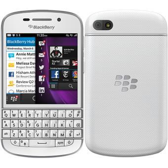 BlackBerry Q10 (White)