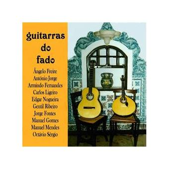 Guitarras do Fado (25 Êxitos)